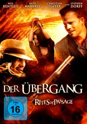 deutsches Cover der Übergang
