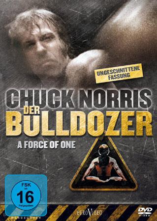Der Bulldozer mit Chuck Norris DVD Cover