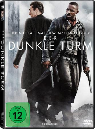 Der dunkle Turm Deutsches DVD-Cover