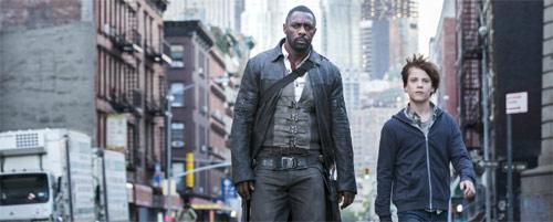 Der dunkle Turm Idris Elba und Tom Tailor