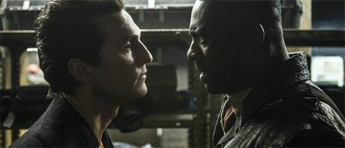 Der dunkle Turm Idris Elba und Matthew McConaughey