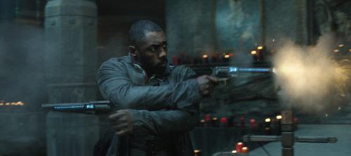 Der dunkle Turm Idris Elba als Roland