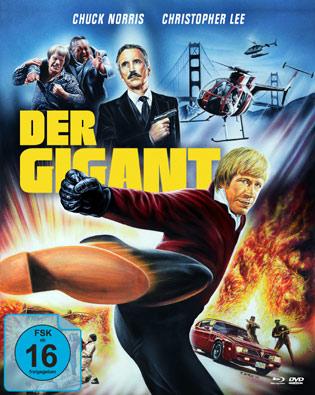 Der Gigant mit Chuck Norris und Christopher Lee