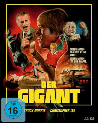 Der Gigant mit Chuck Norris