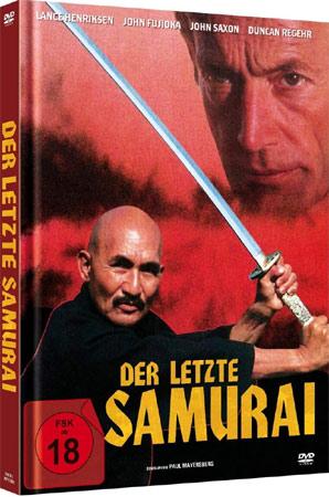 Der letzte Samurai mit Lance Henriksen Mediabook