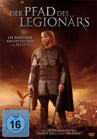 Der Pfad des Legionärs mit Mickey Rourke DVD Cover