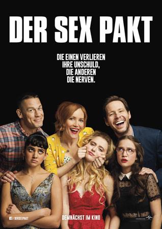 Der Sex Pakt deutsches Filmposter