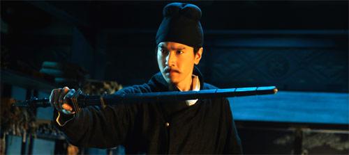 Detective Dee und die Legende der vier himmlischen Könige mit Mark Chao