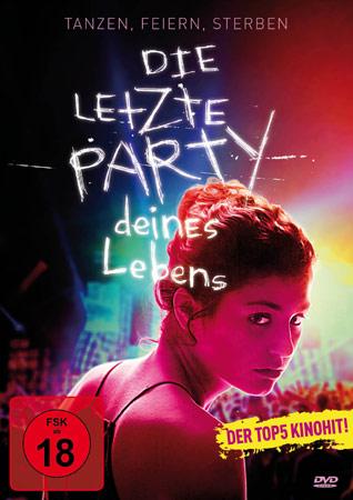 Die letzte Party deines Lebens DVD Cover