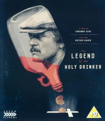 Die Legende vom heiligen Trinker Cover