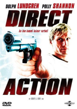 Direct Action mit Dolph Lundgren DVD Cover
