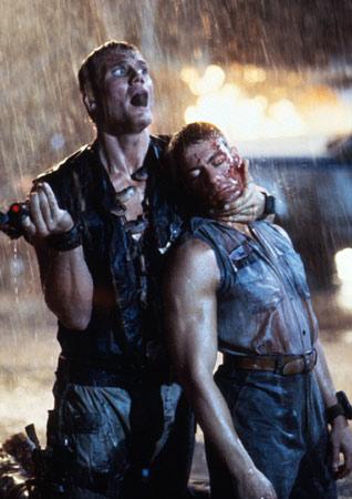 Dolph Lundgren gegen Jean-Claude Van Damme in Universal Soldier