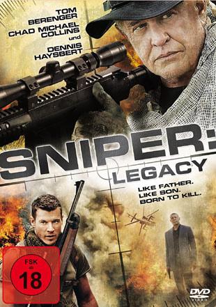 Sniper Legacy von Don Michael Paul