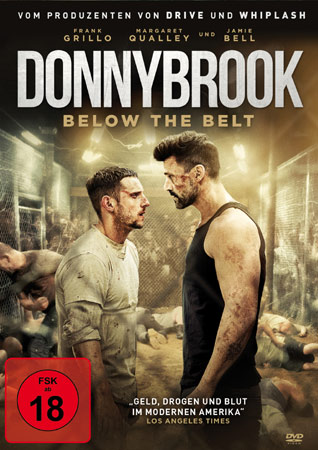 Donnybrook DVD Cover