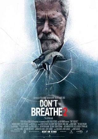 Don't Breathe 2 mit Stephen Lang Poster