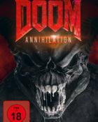 Doom: Annihilation DVD Cover