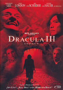 Dracula III Legacy