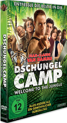 Dschungelcamp - Welcome to the Jungle