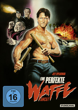 Eine perfekte Waffe DVD Cover