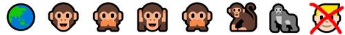 Filmtitel aus Emojis