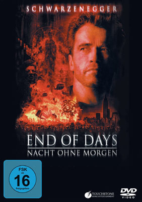 "Arnie macht den Teufel platt in ""End of Days""."