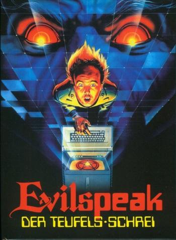 Evilspeak Cover A