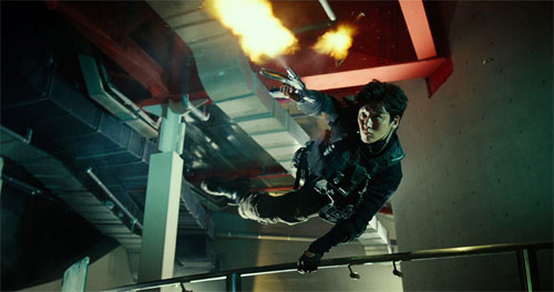 Fabricated City Kwon Yoo in Action
