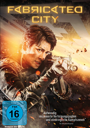 Fabricated City DVD Cover