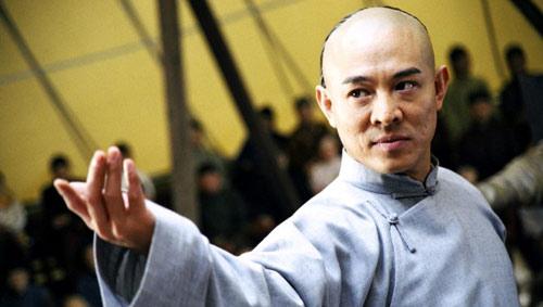 Jet Li als Huo Yuanjia in Fearless