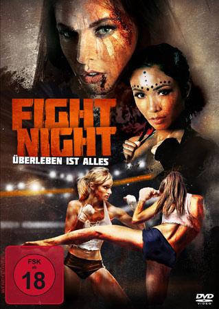 Fight Night Überleben ist alles aka Kiss Kiss DVD Cover