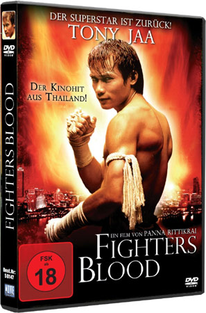 Fighters Blood mit Tony Jaa