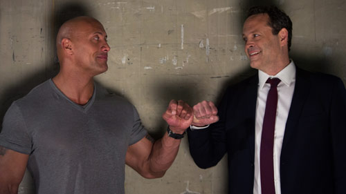Fighting with my Family mit Dwayne Johnson und Vince Vaughn