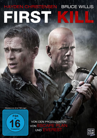 First Kill mit Bruce Willis