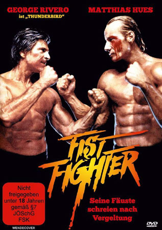 Fist Fighter DVD Cover