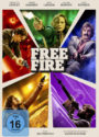 Free Fire deutsches DVD Cover