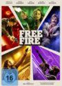 Free Fire deutsches DVD Cover