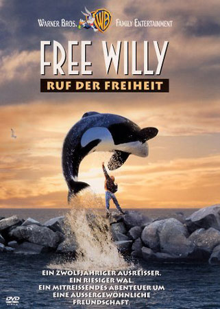Free Willy Ruf der Freiheit