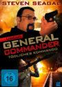 General Commander mit Steven Seagal DVD Cover