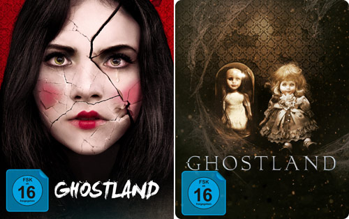 Ghostland Gewinnspiel Preise