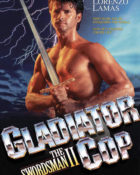 Gladiator Cop - The Swordsman 2 DVD Cover