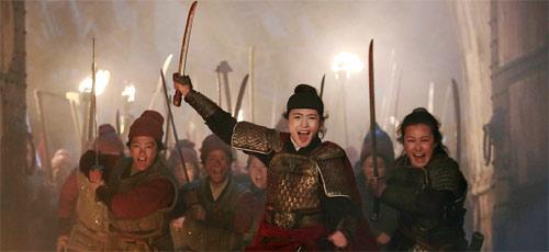 God of War mit Regina Wan