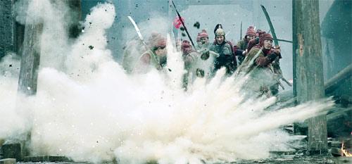 God of War Chinesen gegen Piraten