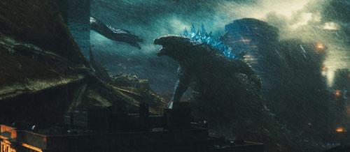 Godzilla mit Ghidorah