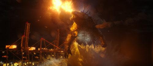 Godzilla vs. Kong mit Godzilla