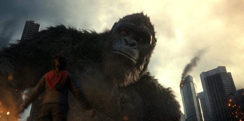 Godzilla vs. Kong mit King Kong