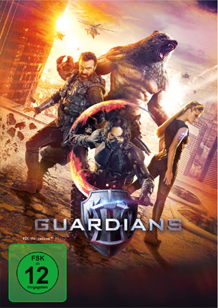 Guardians DVD Cover