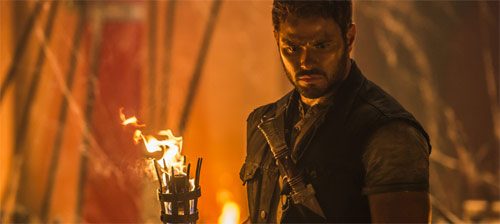 Guardians of the Tomb mit Kellan Lutz