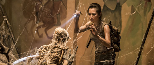 Guardians of the Tomb mit Li Bingbing