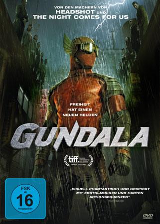 Gundala DVD Cover