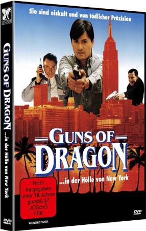 Guns of Dragon DVD Cover